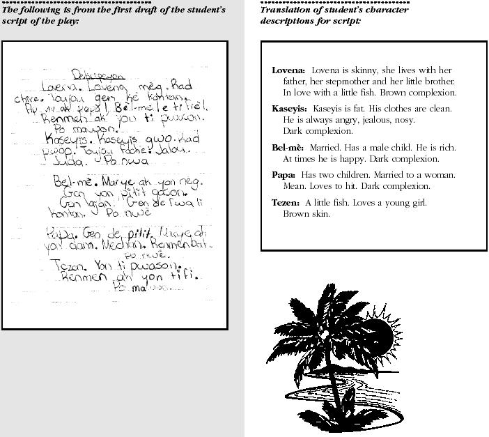 NYLearns.org - Tezen: A Haitian Folktale