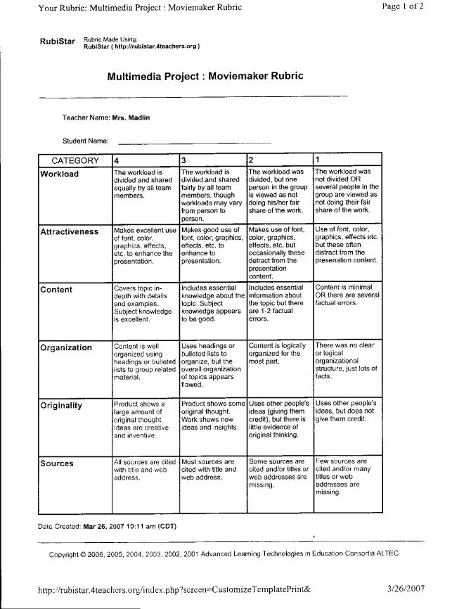 NYLearns The Roaring Twenties Moviemaker Project – Harlem Renaissance Worksheet